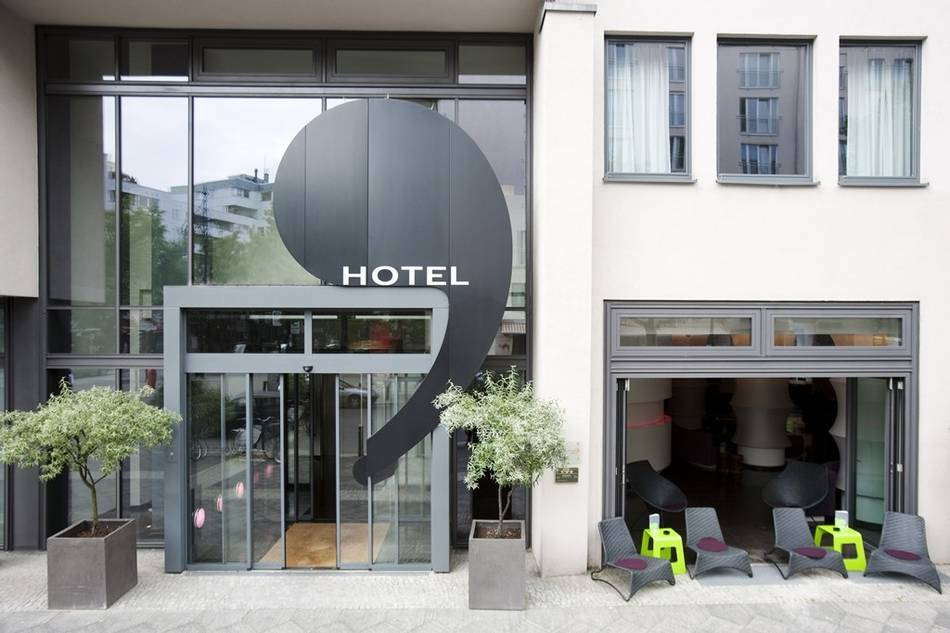 ku 39 damm 101 design hotel berlin located at